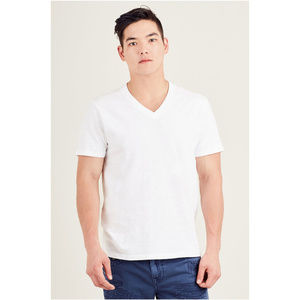 True Religion Men's Solid V-Neck Tee T-Shirt